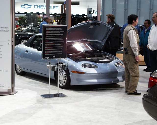 Greater Los Angeles Auto Show - Honda center car show